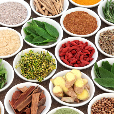 ayurveda pics and herbal mixes