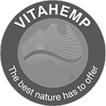 VitaHemp grey logo