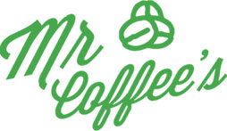 Mr coffees logo