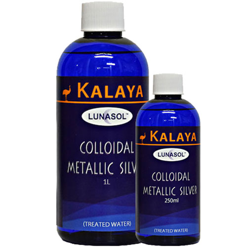 Metallic Colloidal Silver (250ml & 1L)