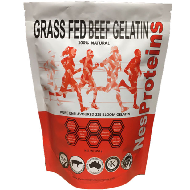 Grass Fed Gelatin 450g
