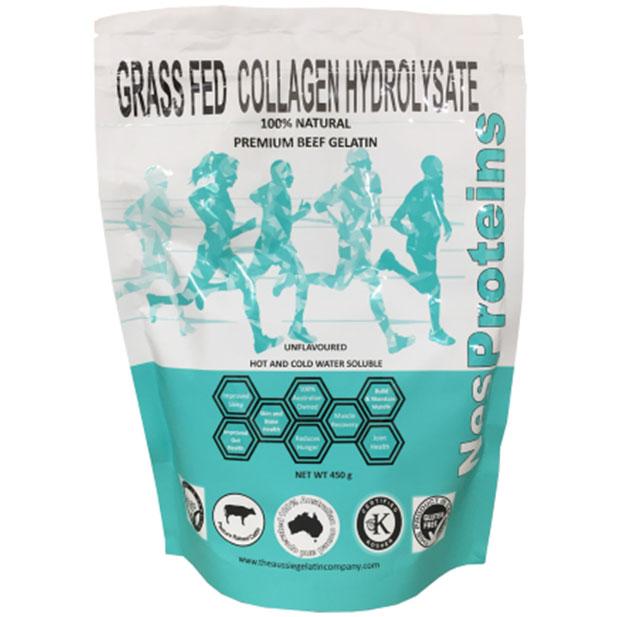 Grass Fed Collagen Hydrolysate 450g