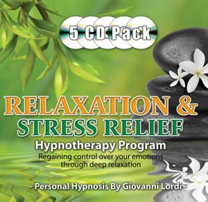 Become completely stress free & remove other fears, anxiety or sleeping problems