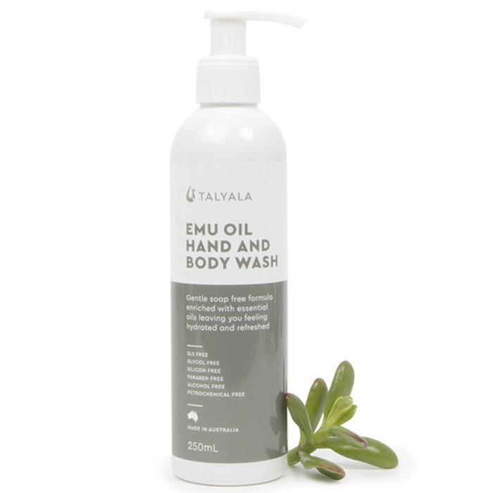Talyala Emu Oil Body Wash (250ml)