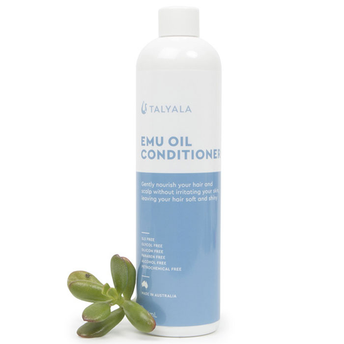 Talyala Natural Emu Oil Conditioner (375ml)