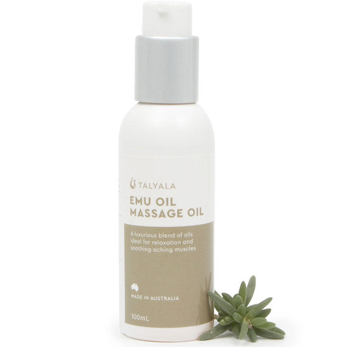 Talyala Natural Emu Massage Oil (100ml)