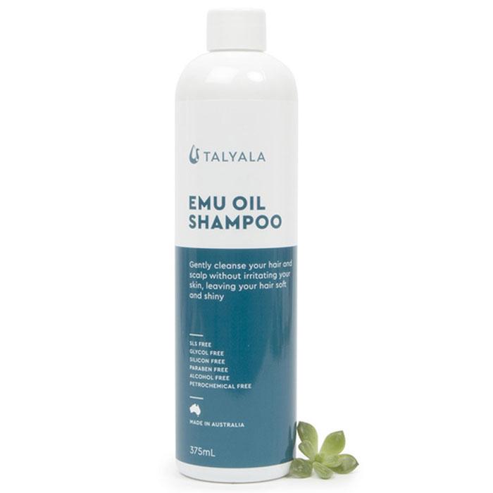Talyala Natural Emu Oil Shampoo (375ml)