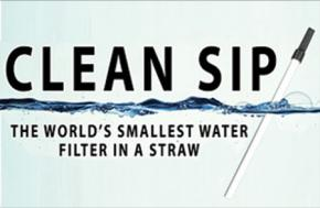 Cleansip logo