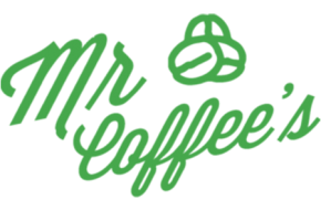 Mr Coffee's logo