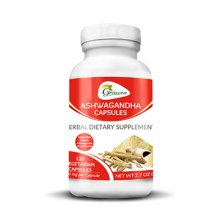 Ashwagandha Capsules - Dietary Supplement