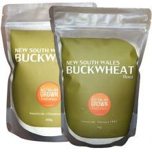 Organic Buckwheat Flour AGN