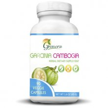 Grenera Garcinia Cambogia Supplement Capsules