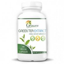 Grenera Green Tea Extract Veggie Caps