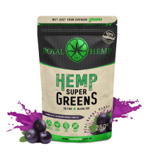 Hemp Super Greens – Acai Berry Blast 250g
