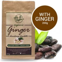 Mr Coffee's Organic Ginger Hot Chocolate 200g