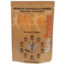 Organic Turmeric w/Pepper (60g)
