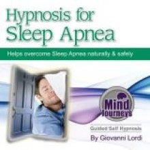 Hypnosis for Sleep Apnea CD - Giovanni Lordi
