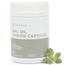 Talyala Pure Emu Oil Capsules (100 caps)