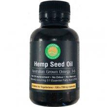 VitaHemp Hemp Seed Oil Capsules